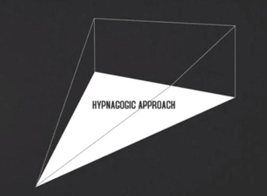 HYPNAGOGIC APPROACH