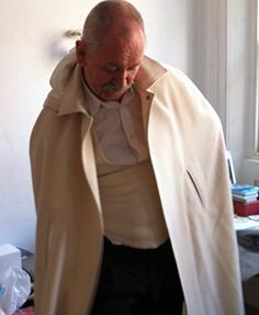 Wool Cloak